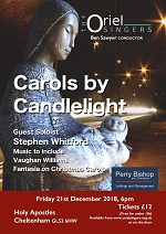 2018 12 Carols by Candlelight thumbnail